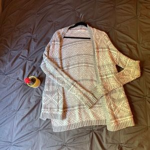 Abercrombie &Fitch Patterned Sweater